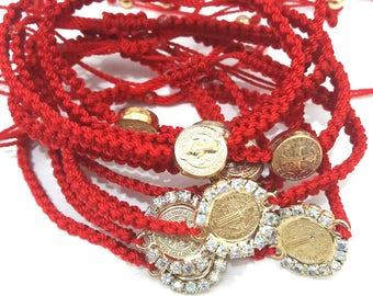 San Benito bracelet, St benedict bracelet