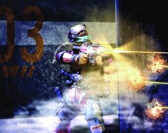 Titanfall 2 - Jack Returning Fire