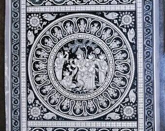 Pattachitra origin India