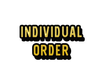 Individual Order