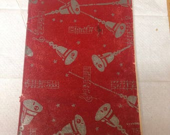 A Kitchen File Cookbook, Mary Spahr , Softcover 1938 61 pgs
