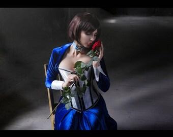 Elizabeth from Bioshock Infinite cosplay costume