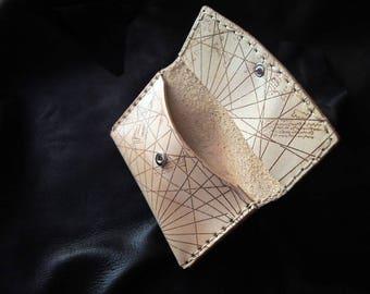 Piri Reis serie - Small simply purse