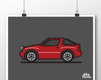 Toy Starion Poster