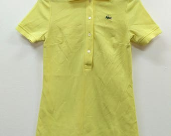 ON SALE!!! Lacoste Vintage Shirt for ladies France