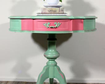 Princess Inspired Entry Way Table
