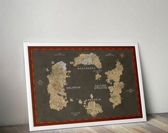 World of warcraft, Map of Azeroth, Updated broken Isles, Legion, World of warcraft map,