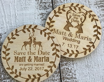 Save the Date magnets (set of 30)