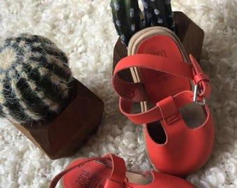 Summer Sale Coral Zara Strap Clogs
