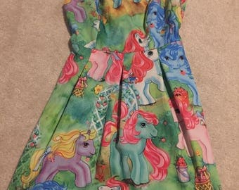 My little pony womans dress size xs
