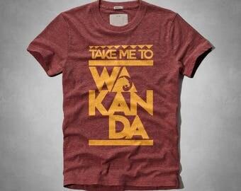 Wakanda - Black Panther T-shirt