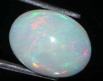 7x9 MM Oval Shape Opal Natural Ethiopian Welo  Fire Opal Cabochon Gemstone Ethiopian Opal On Lowest Price #S48