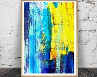 tableau acryliquePeinture d'art, abstrait, peinture, peinture acrylique, décoration murale, décorations murales