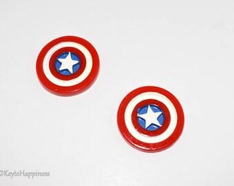 Captain America 3D Resin R292
