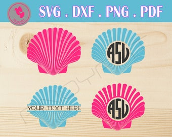 clam svg file clam dxf file shell svg file shell dxf file seashell svg file seashell dxf file clam svg files for cricut seashell svg files