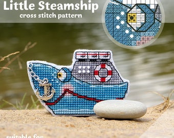 Little Steamship