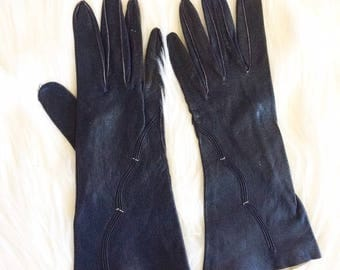 Vintage Pair of Leather Gloves