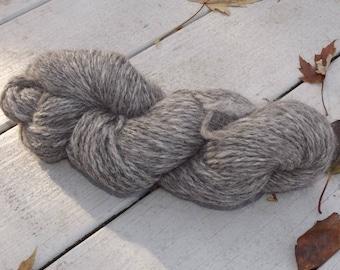 260 Yards Handspun Alpaca Yarn Knitting Crochet Rug Making Weaving