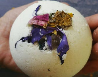Bitterwitch Bath Bomb Grapefruit Bergamot