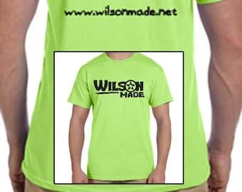 Wilson Made Celebrate Diversity Shirt