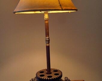 20% Off Steampunk Desk Lamp