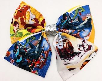 Disney Movie Posters Bow