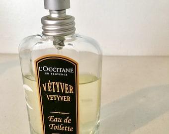 L'Occitane Vetyver 1.7oz Perfume Cologne