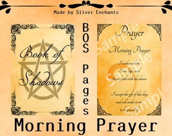 BOS Pages - Morning Prayer