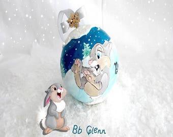 Pan Christmas ornament - Pan