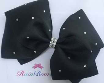 Large boutique sparkle bow