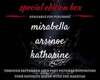 one dark queen box set