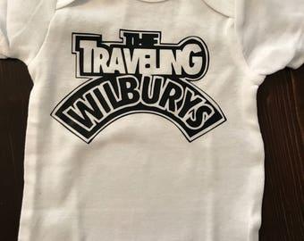 Traveling Wilburys Onesie or T shirt