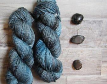 Penelope • Worsted Weight - Non Superwash Merino - Speckled Yarn - Hand Dyed Yarn - Hand Painted Yarn - Variegated Yarn
