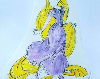 Disney Princess Rapunzel Cake Topper
