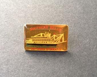 Vintage Southern Belle Pin