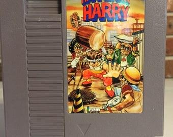 Hammerin' Harry (NES, AKA Daiku no Gen-san)*Let's Get BUSY!*