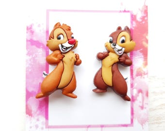 Disney jewellery Chip n dale pin chip and dale jewellery. Disney pin chipmunks chip n dale rescue rangers pins chip n dale brooch chip pin