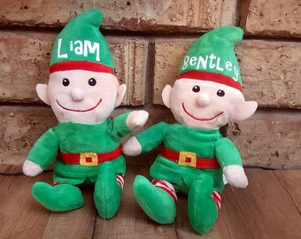 Personalized Elf...any name you want! FREE SHIPPING!