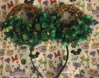 Disney Inspired Floral Mickey Ears !!