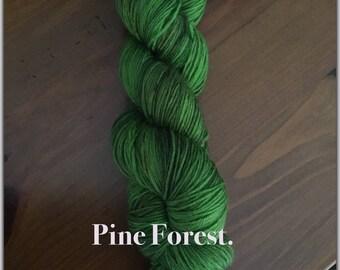 4Ply Hand Dyed Merino/Nylon 100g/400mtrs Fingering Sock Yarn.