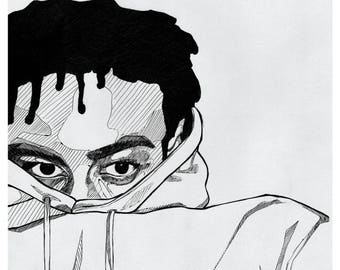 Kevin Abstract - Art Print