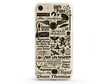 iPhone 7 case Harry Potter iPhone 7 Plus Harry Potter Phone case iPhone 6 case hogwarts iPhone 6 Plus case iPhone 5 Samsung S8 case iPhone 7