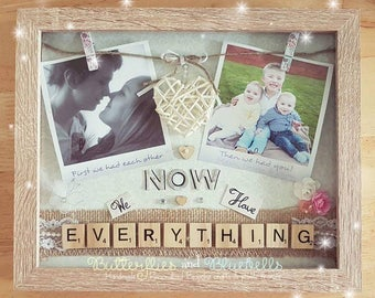 Personalised Picture Crafty Frame
