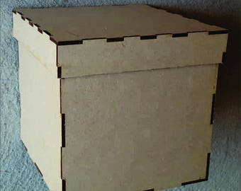 Craft - Box with lid