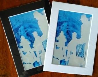 Bluegrass Trio Print