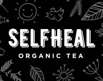 Selfheal organic tea Rooibos Chai