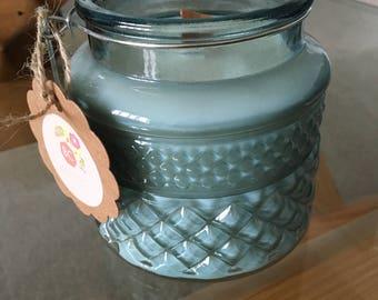 Large Lantern Candle