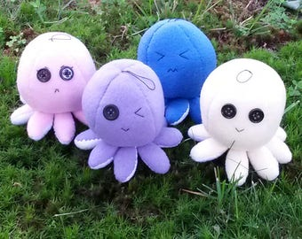 Octoplushies (Octoplus plush)
