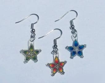 Kingdom Hearts: Wayfinder Earrings