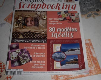 passion scrapbooking thirty original models